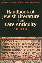 Handbook of Jewish Literature from Late Antiquity, 135–700 CE