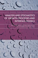 Analysis and Stochastics of Growth Processes and Interface Models