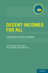 Decent Incomes for AllImproving Policies in Europe