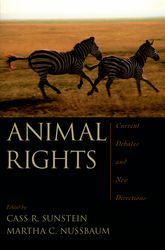 Animal RightsCurrent Debates and New Directions