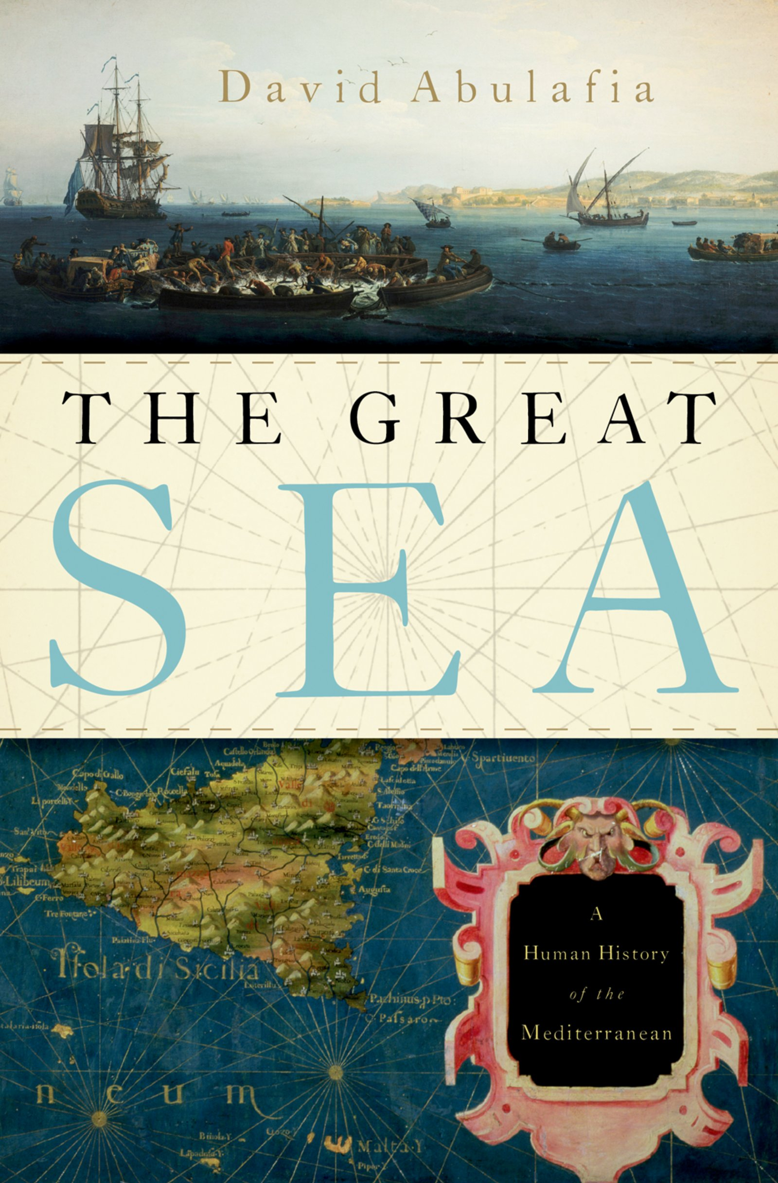 The Great SeaA Human History of the Mediterranean