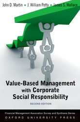 Value–Based Management with Corporate Social Responsibility