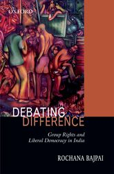 Debating DifferenceGroup Rights and Liberal Democracy in India