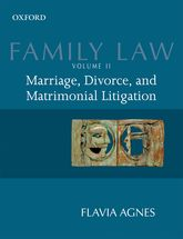 Family Law Volume 2