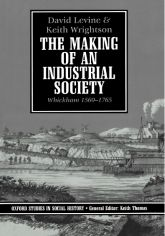 The Making of an Industrial Society: Whickham 1560-1765