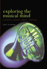 Exploring the Musical MindCognition, emotion, ability, function