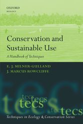 Conservation and Sustainable Use: A Handbook of Techniques