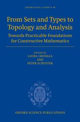 From Sets and Types to Topology and AnalysisTowards practicable foundations for constructive mathematics
