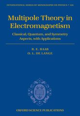 Multipole Theory in Electromagnetism: Classical, quantum, and symmetry aspects, with applications