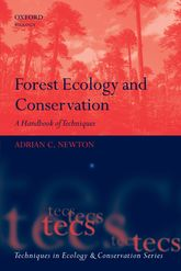 Forest Ecology and ConservationA Handbook of Techniques