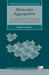 Molecular Aggregation: Structure analysis and molecular simulation of crystals and liquids