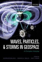 Waves, Particles, and Storms in GeospaceA Complex Interplay