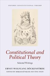 Constitutional and Political TheorySelected Writings