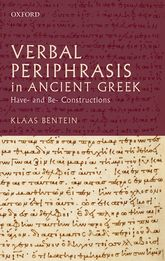 Verbal Periphrasis in Ancient GreekHave- and Be- Constructions