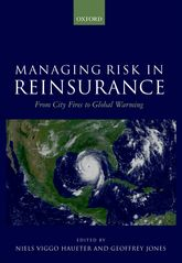 Managing Risk in ReinsuranceFrom City Fires to Global Warming