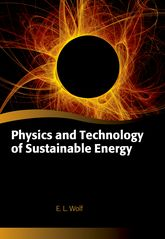 Physics and Technology of Sustainable Energy