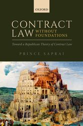 Contract Law Without FoundationsToward a Republican Theory of Contract Law