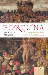 FortunaDeity and Concept in Archaic and Republican Italy