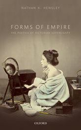 Forms of EmpireThe Poetics of Victorian Sovereignty