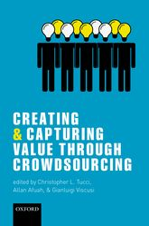 Creating and Capturing Value through Crowdsourcing