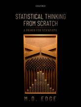 Statistical Thinking from Scratch: A Primer for Scientists