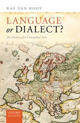 Language or Dialect?The History of a Conceptual Pair