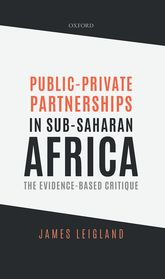 Public-Private Partnerships in Sub-Saharan AfricaThe Evidence-Based Critique