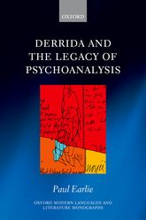 Derrida and the Legacy of Psychoanalysis