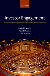 Investor Engagement: Investors and Management Practice under Shareholder Value