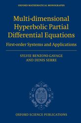 Multi-dimensional hyperbolic partial differential equationsFirst-order systems and applications