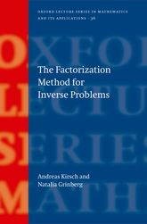 The Factorization Method for Inverse Problems