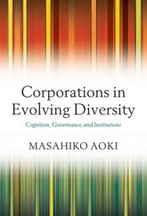 Corporations in Evolving Diversity