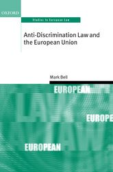 Anti-Discrimination Law and the European Union