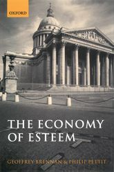 The Economy of EsteemAn Essay on Civil and Political Society