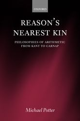 Reason's Nearest Kin: Philosophies of Arithmetic from Kant to Carnap