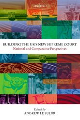 Building the UK's New Supreme Court