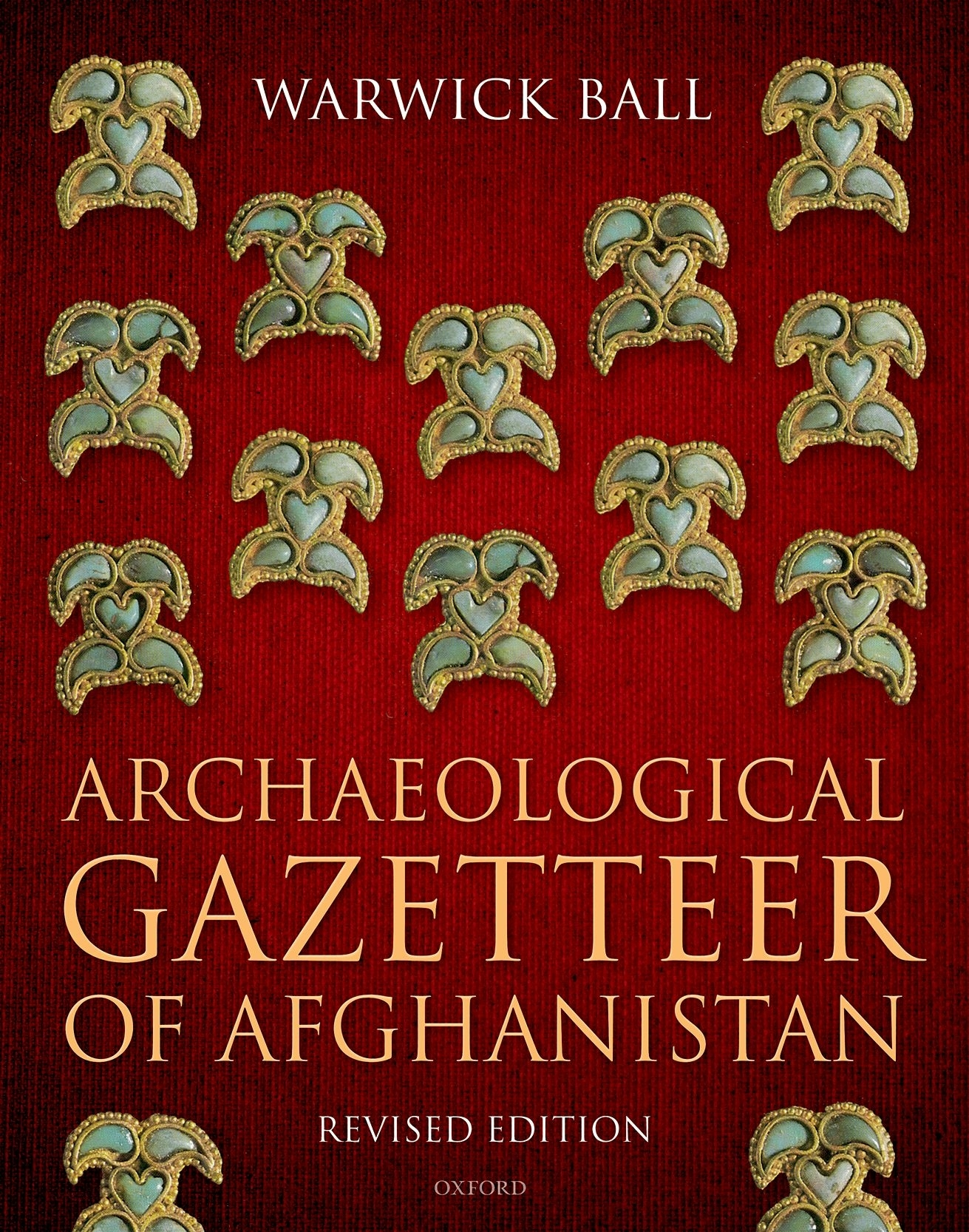 Archaeological Gazetteer of AfghanistanRevised Edition