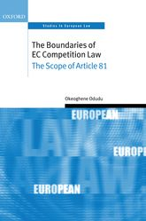 The Boundaries of EC Competition Law