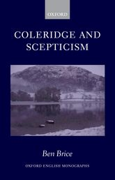 Coleridge and Scepticism
