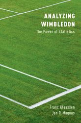 Analyzing WimbledonThe Power of Statistics