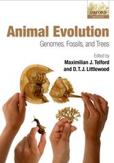Animal EvolutionGenomes, Fossils, and Trees