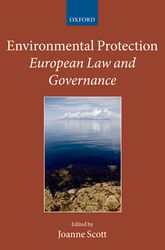 Environmental ProtectionEuropean Law and Governance