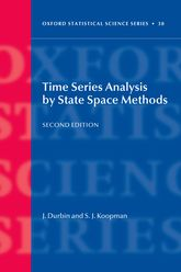Time Series Analysis by State Space MethodsSecond Edition