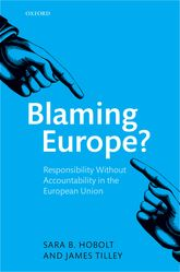 Blaming Europe?Responsibility Without Accountability in the European Union