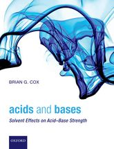 Acids and BasesSolvent Effects on Acid-Base Strength