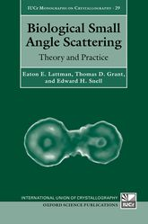 Biological Small Angle ScatteringTheory and Practice
