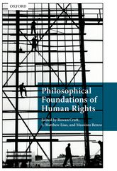 Philosophical Foundations of Human Rights