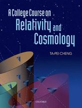 A College Course on Relativity and Cosmology