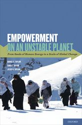 Empowerment on an Unstable PlanetFrom Seeds of Human Energy to a Scale of Global Change