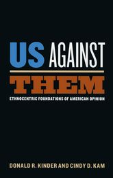 Us Against ThemEthnocentric Foundations of American Opinion